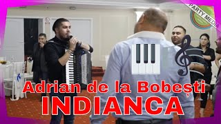 Adrian de la Bobesti - Indiana la acordeon 2019 ( Super show ) PARTY MEDIA STUDIO