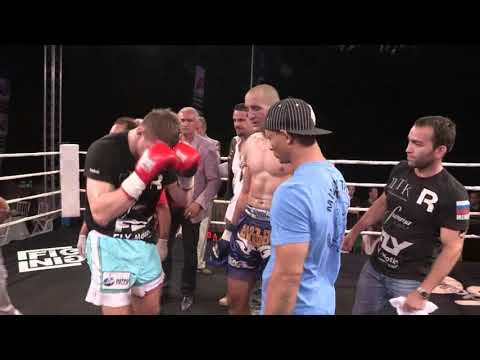 fight night st tropez Vladimir MINEEV 94kg vs Tiago BEOWULF 95kg