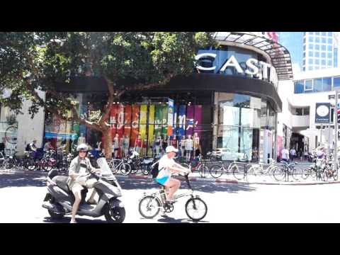 The Gay pride week of Tel Aviv - Castro- an Israeli clothing company. Tel Aviv Israel