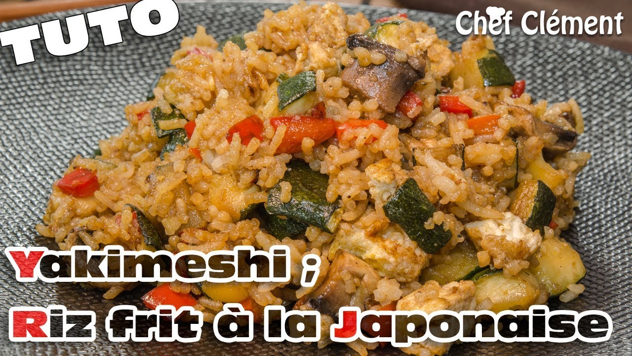 Cuisiner Le Vrai Riz Frit Chinois on