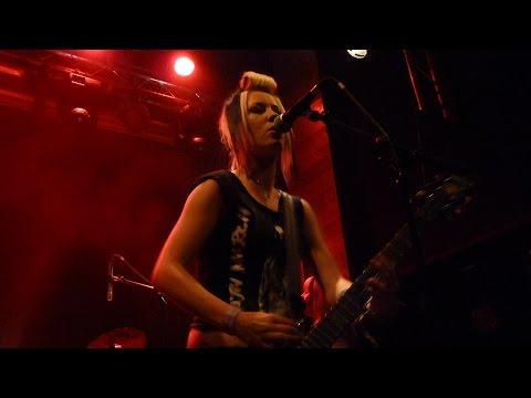 Maid Of Ace - Hollywood rain - Live Paris 2016