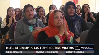 abc: Ahmadiyya Muslim Community prays for shooting victims