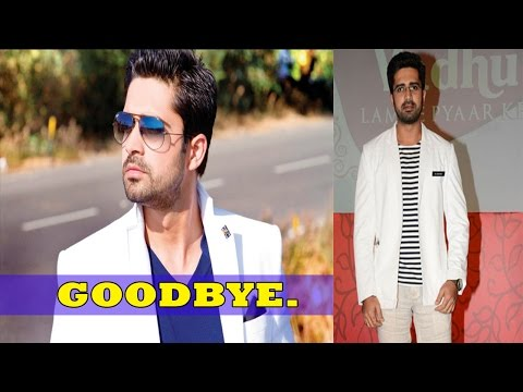 Avinash Sachdev says good bye to Colors TV Serial Balika Vadhu | Latest Telly News