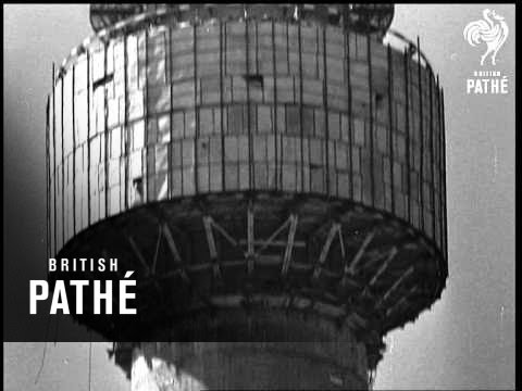 Russia - Tv Tower (1967)