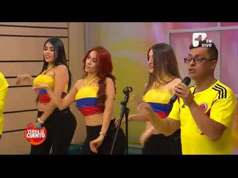 Taxi Orquesta - Colegiala (VENGA LE CUENTO DE CANAL UNO)