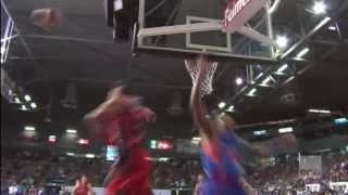 Damian Martin Block & Diving Save Thumbnail