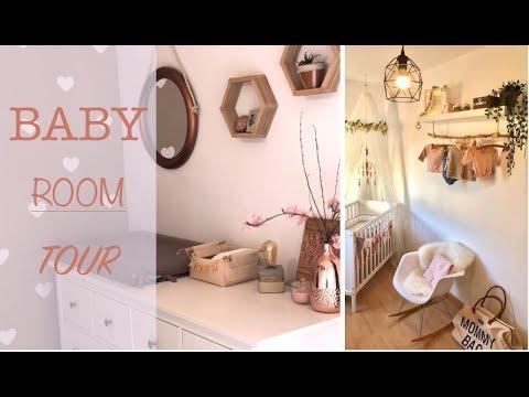 BABY ROOM TOUR | DECORACION HABITACION BEBE