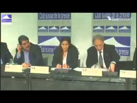 PRESS CONFERENCE : Syriac National Council of Syria & the Syrian Kurdish Supreme Council