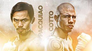 PACQUIAO vs COTTO | Full Fight