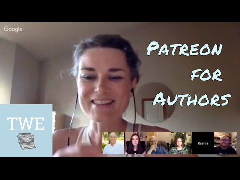 The Writer's Edge: Patreon for Writers