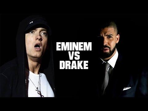 "DRAKE VS EMINEM ""LEAKED AUDIO"" DISS TRACK (DRAKE VS EMINEM)"