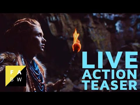 Horizon Zero Dawn - LIVE ACTION: The World Is Not Ours Anymore (2017)