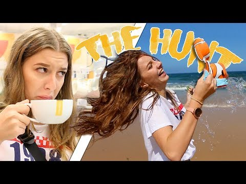 EMBARRASSING MYSELF IN PUBLIC! The HUNT For Slurpee's BYO CUP DAY! || Georgia Productions