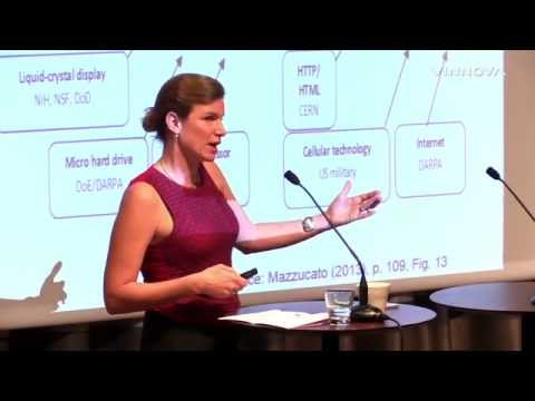 VINNOVA (Sweden's Innovation Agency) & The Swedish Entrepreneurship Forum – Keynote