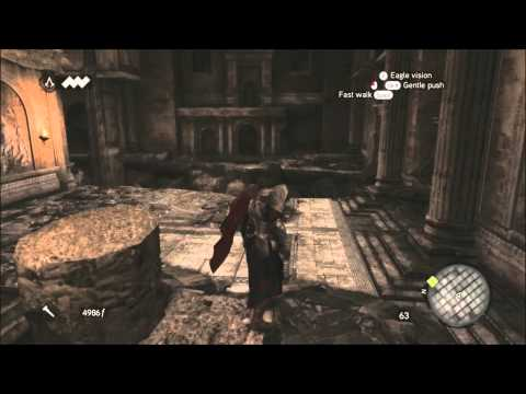 Hex Play's: Assassin's Creed Brotherhood Ep. 11: A LAIR OF ROMULUS!!