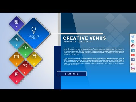 Learn To Design an Impressive Presentation Slide for Clients in Microsoft Office PowerPoint PPT.