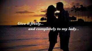 For My Lady (onscreen lyrics) by The Moody Blues