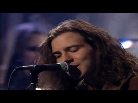 Pearl Jam - Alive (MTV Unplugged) HD