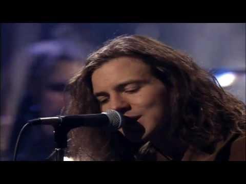 Pearl Jam - Alive (MTV Unplugged) HD