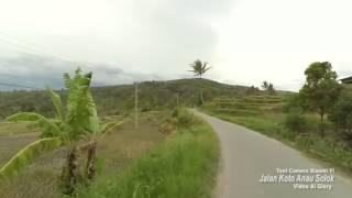 VIDEO JALAN KOTO ANAU SOLOK - Sample Video Xiaomi Yi