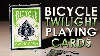 Deck Review - Bicycle Twilight Deck Playing Cards