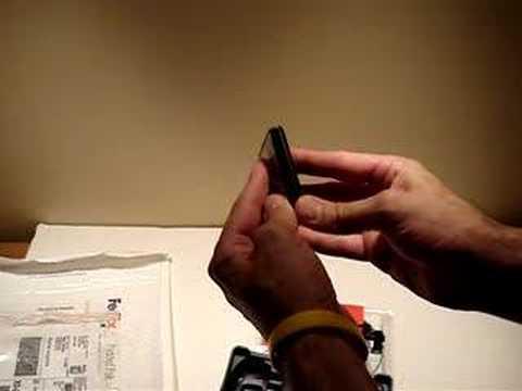 Verizon SCH-i760 unboxing video