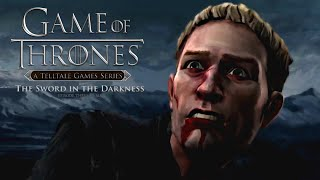 GAME OF THRONES · BRITT'S FATE - ALL CHOICES (Episode 3: The Sword in the Darkness)