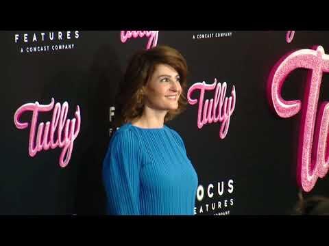 Tully LA Premiere  Red Carpet Arrivals  video