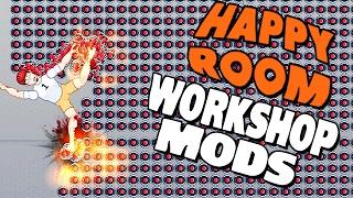 Happy Room German Gameplay - Workshop Mods und neue Fatalities | KeysJore