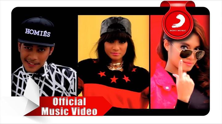 gamaliel audrey cantika  jangan parkir the op op song official music video