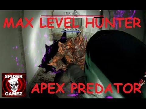 Dying Light MAX LEVEL Hunter Mutation 3 APEX PREDATOR
