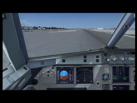 Airbus A319 | Москва - Киев | UUDD - UKBB | MINING AIRLINES