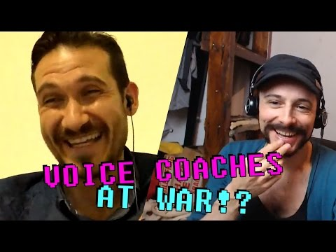 VOICE COACHES AT WAR?! - Singing
