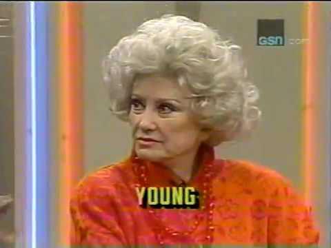 Super Password NBC Daytime 1989 Bert Convy Episode 1