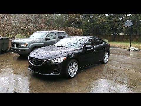2015 Mazda 6 Touring Review