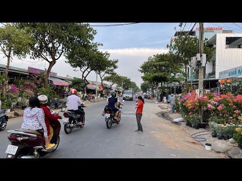 Bán Nhà Đà Nẵng (337) Chợ Hoa 10x20=200m, kinh doanh buôn bán, N Đình Tựu, đường 10m5 vỉa hè 8m