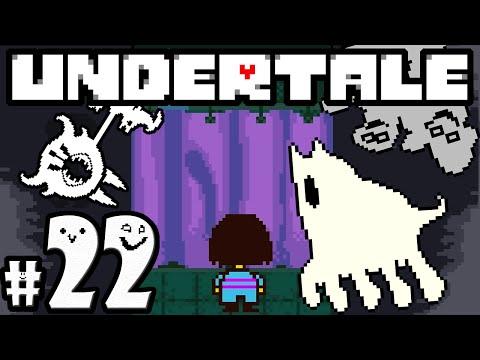 UNDERTALE Blind Gameplay Playthrough PART 22 - True Laboratory Horror, Amalgamates, Alphys Entries