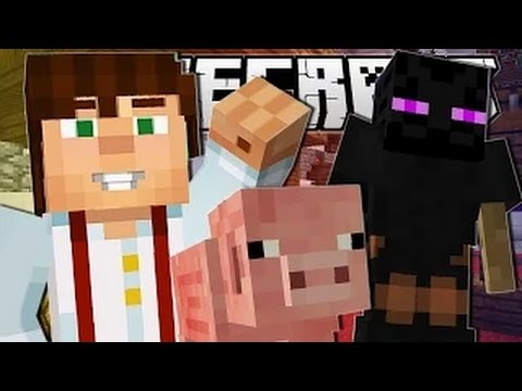 DanTDM The Diamond Minecart TDM Minecraft   SOREN'S END LAB!!   Story Mode Exclusive Custom Map
