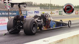 2017 Rocky Mountain Nationals Rainout weekend - Part 12 - Top Sportsman/ Top Dragster Highlights