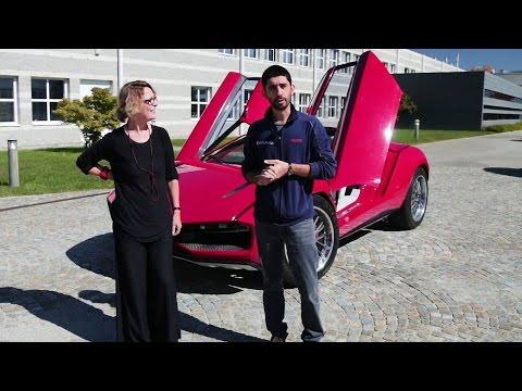 Italdesign Giugiaro Parcour | L'emozione di guidarla insieme a voi