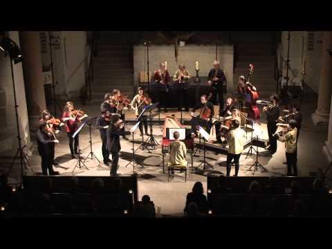 EUBO & Gottfried von der Goltz perform Pisendel: Imitation des Caractères de la Danse