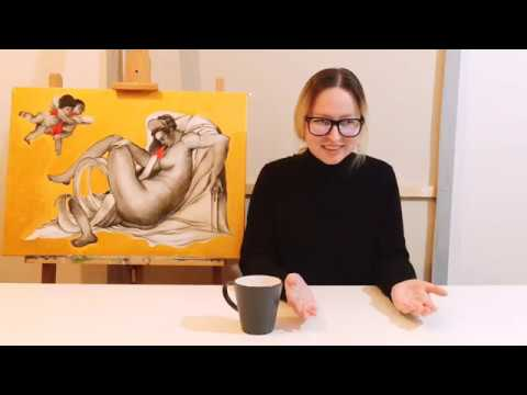 Блог серийного художника, выпуск 9. Восприятие искусства после психоаналитической практики