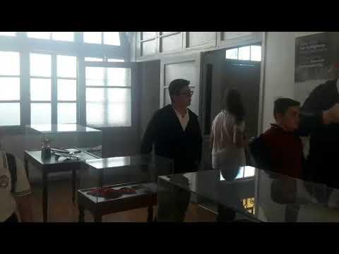 Yakın Doğu Koleji Gözlem ve Araştırma Kulübü Dr. Fazıl Küçük Müzesini ziyaret etti.