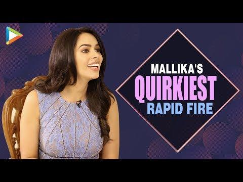 ROFL: Mallika Sherawat | FUNNIEST pick-up line | Salman Khan | Emraan | Priyanka | Alia | Rapid Fire Mp3