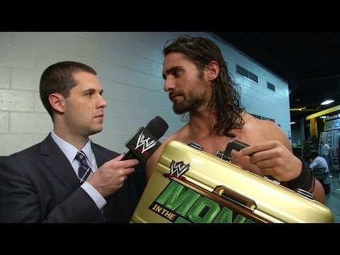 A lesson from the NEW Mr. Money in the Bank Seth Rollins: Money in the Bank, June 29, 2014