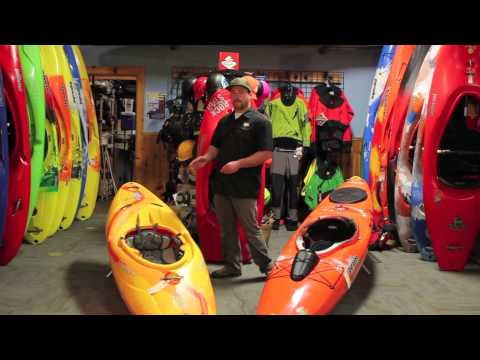 How to Choose a Whitewater Kayak