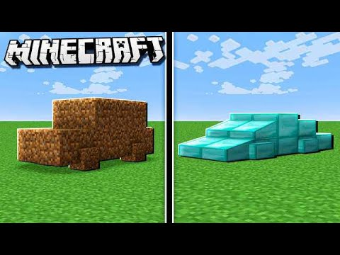 cheap vs expensive car in minecraft youtube. Black Bedroom Furniture Sets. Home Design Ideas