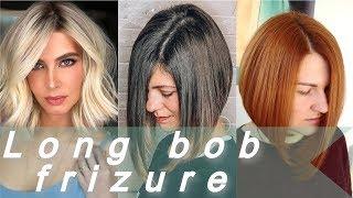 🌺 Top 20 najljepše long bob frizure 🌺