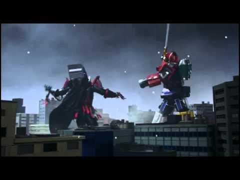 Power Rangers Super Megaforce: Legendary Battle 2nd Fight (Fan Edit)