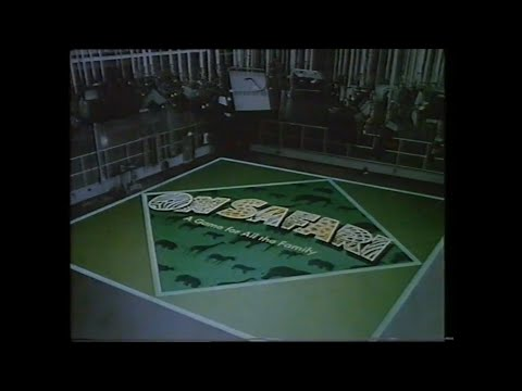 On Safari Series 2 episode 8 TVS Production 1982